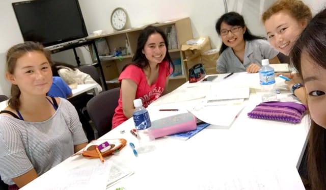 数学と理科の勉強