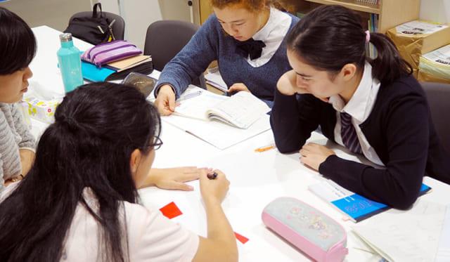 高校生中間テスト勉強