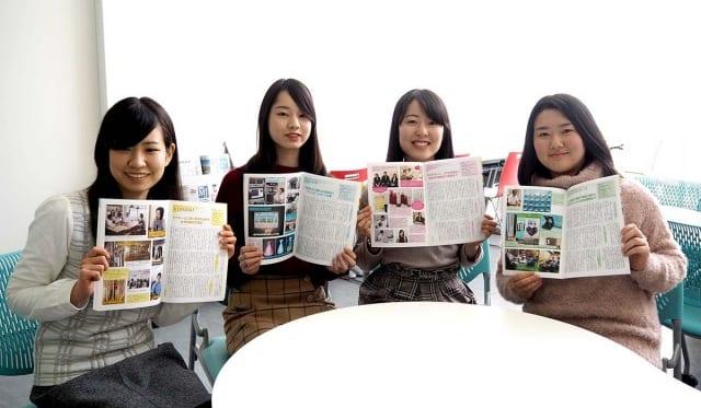 ついに『CONNECT~女子大生の中小企業探訪記~』完成