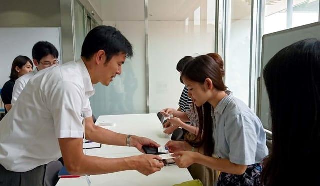 FM世田谷「商店街東奔西走」番組制作 第一回ミーティング