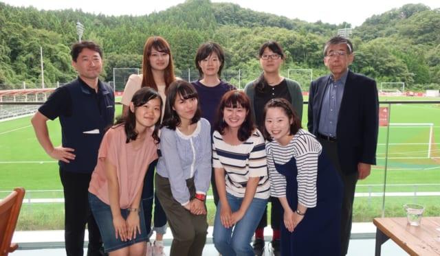 いわき湯本温泉で第1回訪問調査を実施!