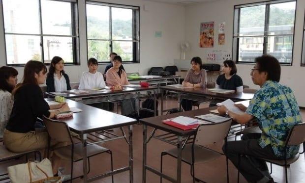【学生レポート】いわき湯本温泉旅館協同組合理事長 草野昭男さんの講演