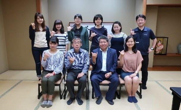 【学生レポート】福島民報社いわき支社長 浅倉哲也さんの講演