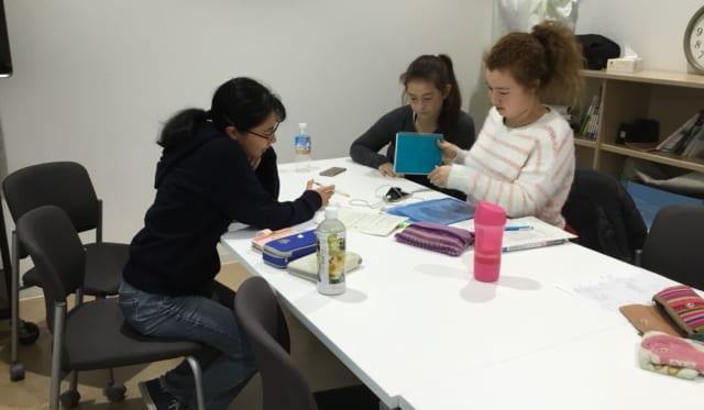 数学や物理、家庭科の勉強