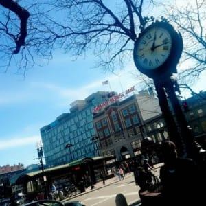 学生基金でボストン短期留学をした梅澤さんのレポートです