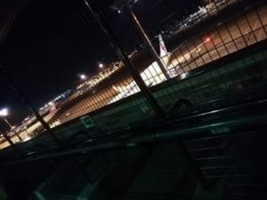 1日目:出発→昭和ボストン到着