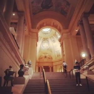 3日目:授業+ボストン美術館