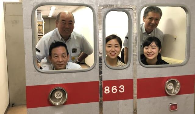 東急電鉄との打ち合わせに行ってきました!