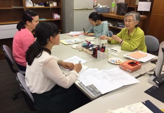 栗原淑江さんへのインタビュー調査