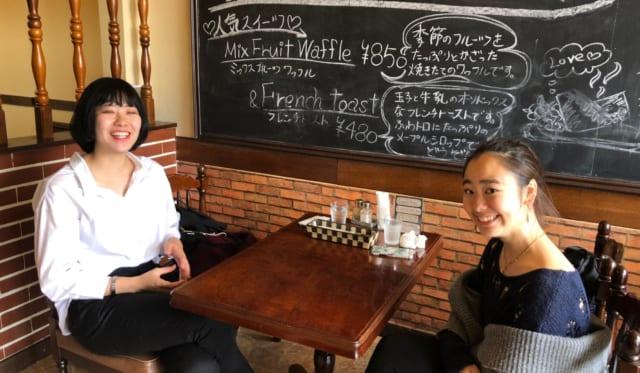【学生レポート】第2回現地訪問(1)周辺散策