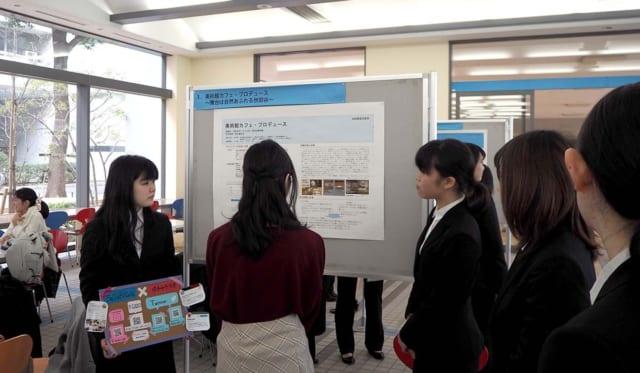 昭和リエゾンセンタープロジェクト研究発表会に参加しました。
