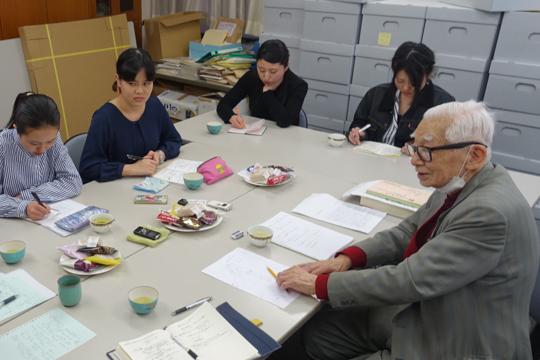 広島被爆者・岩佐幹三さんへのインタビューをおこないました!