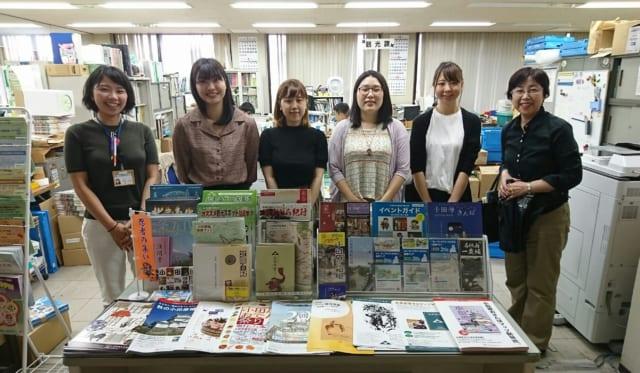 小田原市役所観光課訪問
