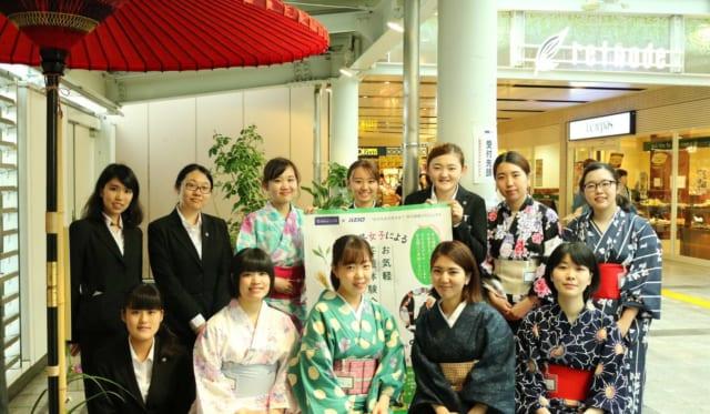 第1回『駅茶女子によるお気軽茶道体験会』開催レポート!