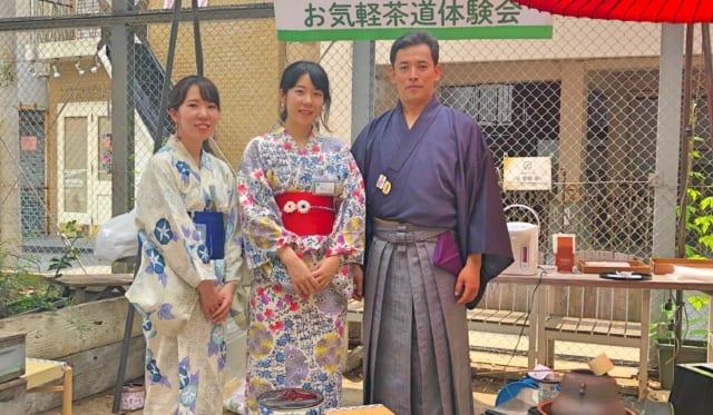 第2回『駅茶女子によるお気軽茶道体験会』開催レポート!