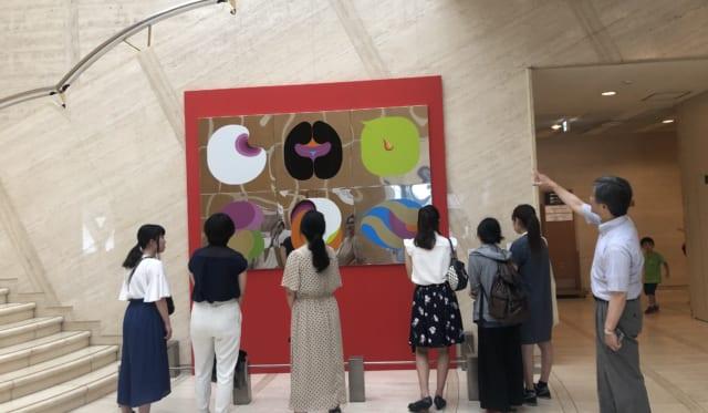 世田谷美術館によるレクチャー会