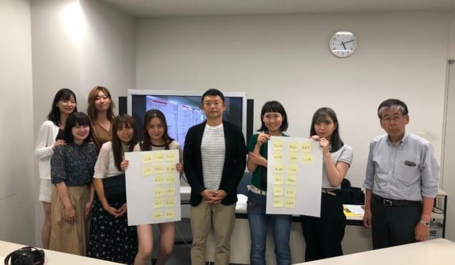 【学生レポート】現地訪問(10)再び仙台へ、河北新報で震災被害と復興の現状を学ぶ