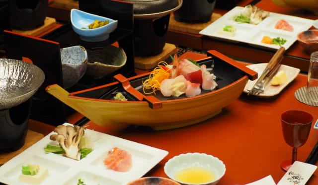 東伊豆町訪問(昼夕食)