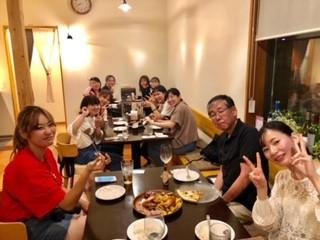 【学生レポート】現地訪問(7)JR女川駅、ホテル・エルファロ、シーパルピア女川の洋 食レストラン「りぼん」