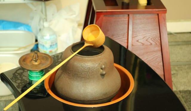 茶道体験会のお知らせ