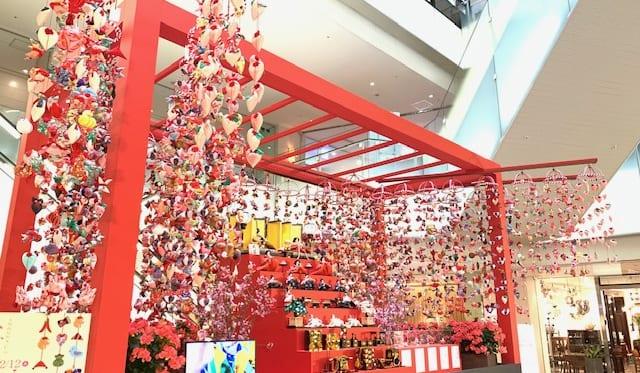 【本日解禁】玉川高島屋S・Cのひなまつりイベントのお知らせ