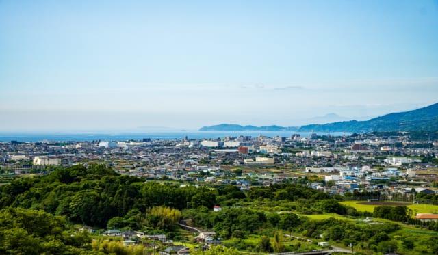 2021海と山と里、魅力発見プロジェクト-大井町・松田町- 大井町チーム:現地研修